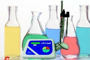 Calibração de medidor de pH